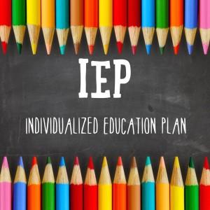IEP Basics Class