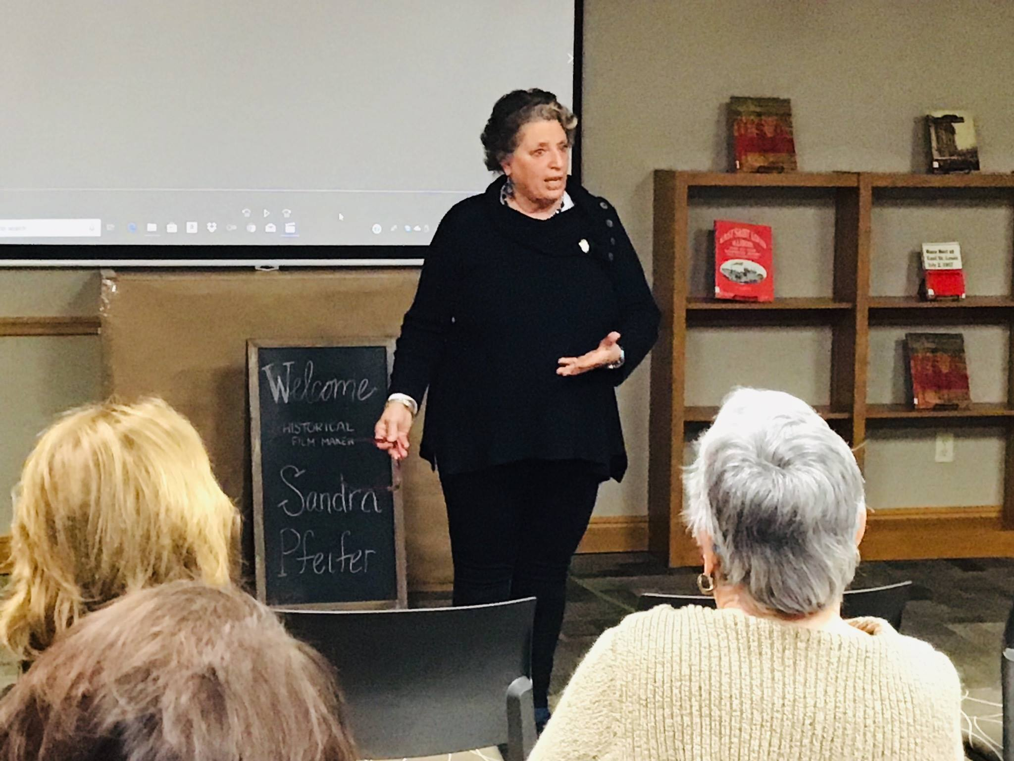 Illinois Speaks event