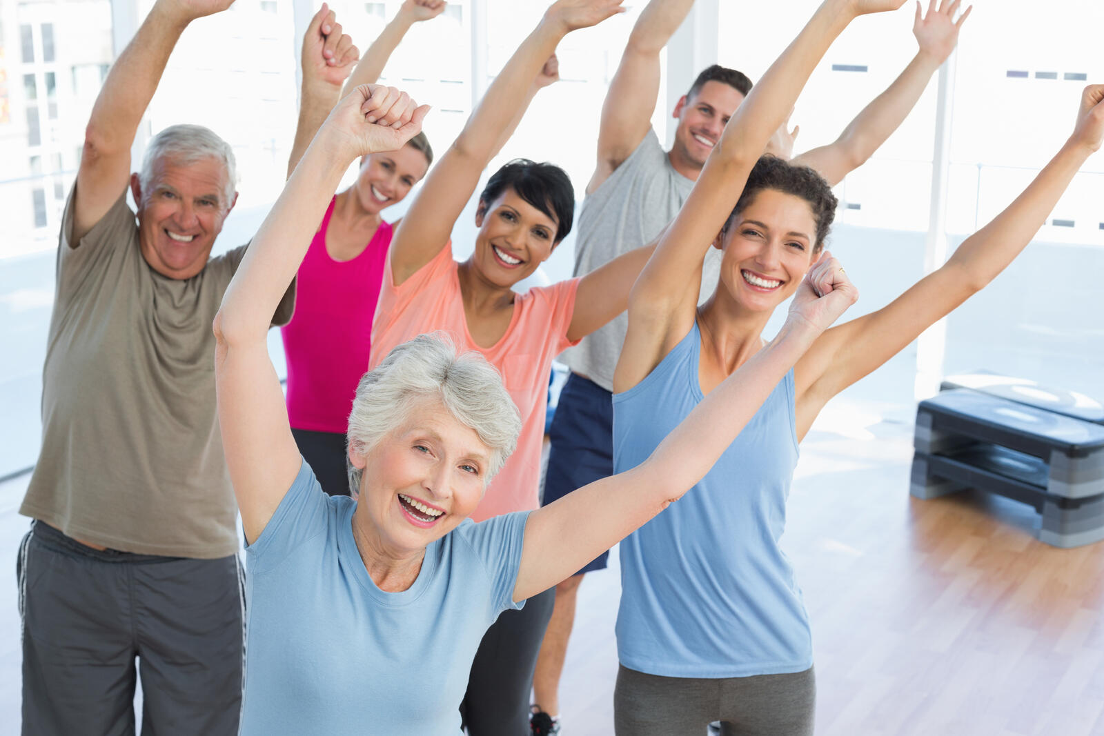 Adult Yoga at the Library