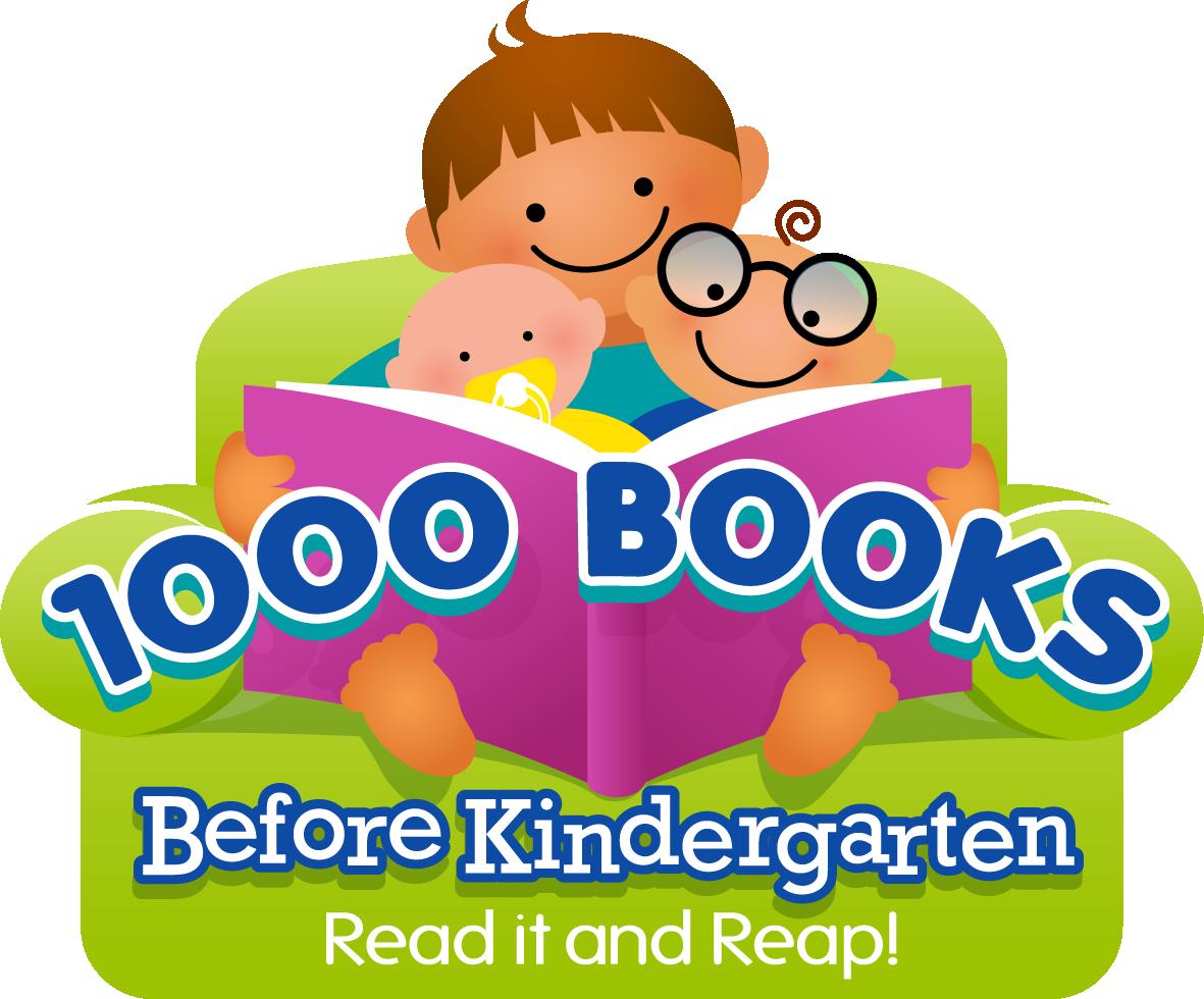 1000 Books Before Kindergarten Launch